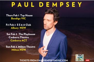 Paul Dempsey: Main Image